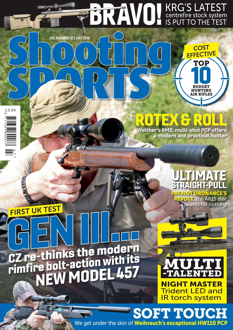 Shooting Sports UK – July 2019