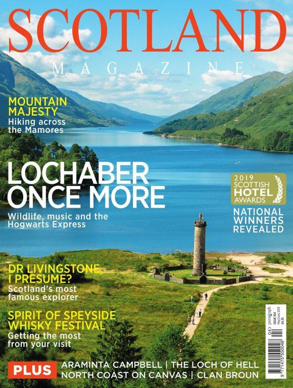 Scotland Magazine – May 2019