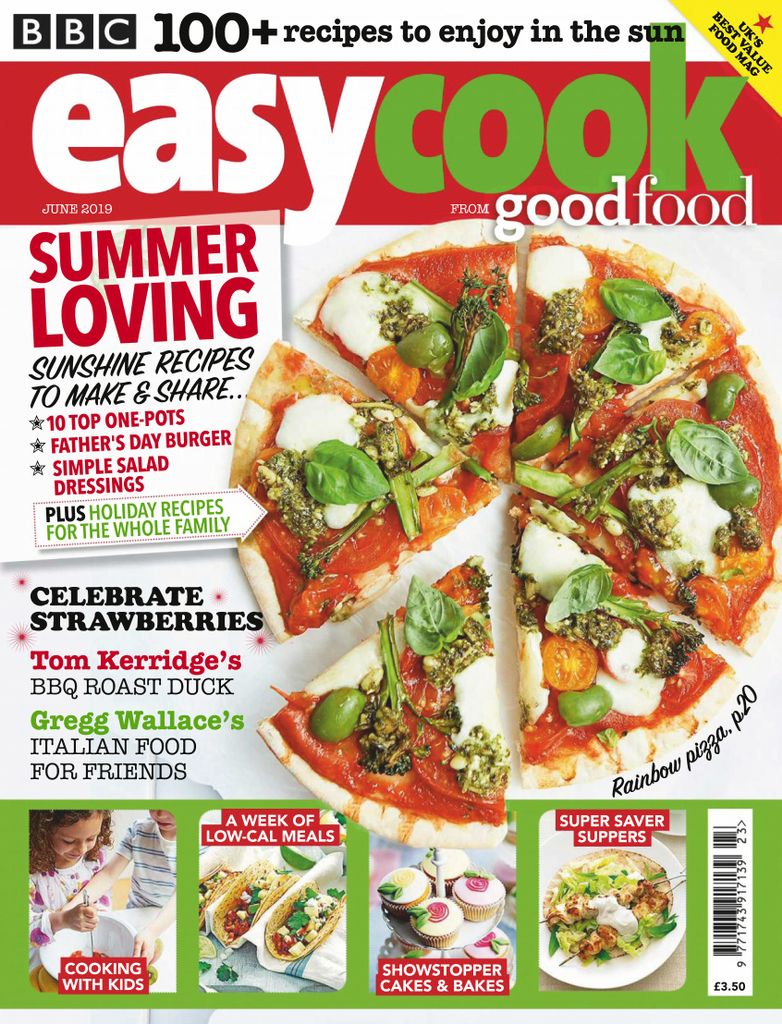 BBC Easy Cook UK – June 2019