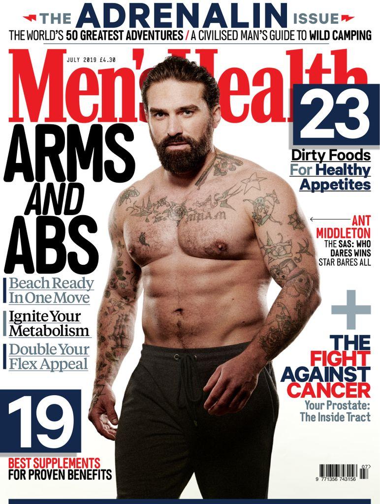 Men's Health UK – July 2019