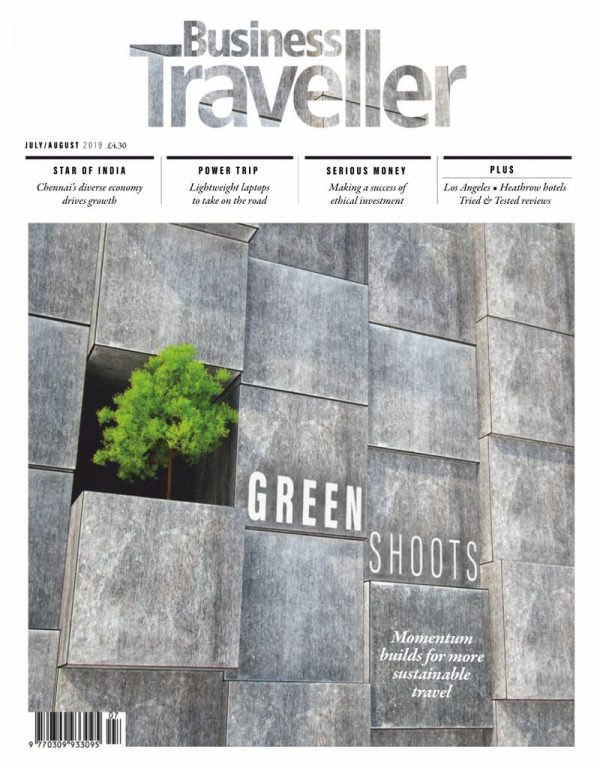 Business Traveller UK – July 2019