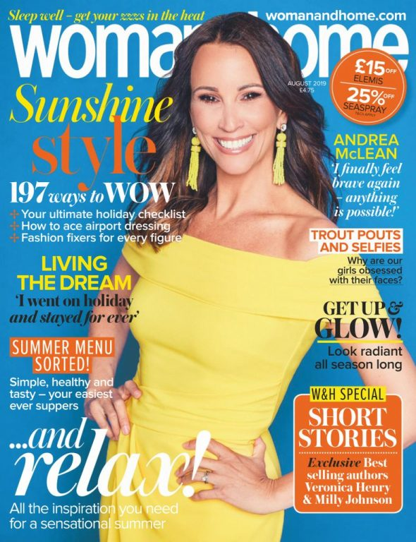 Woman & Home UK – August 2019