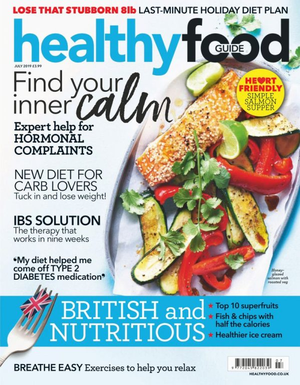 Healthy Food Guide UK – July 2019