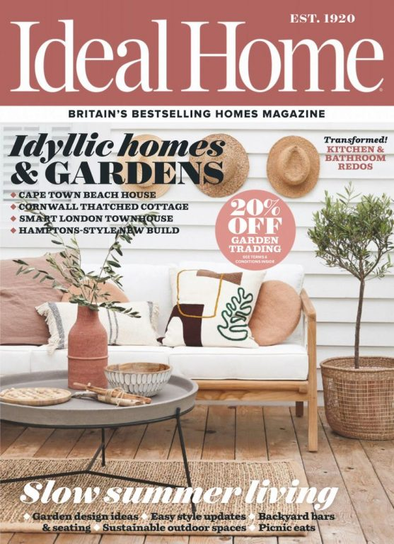 Ideal Home UK – August 2019