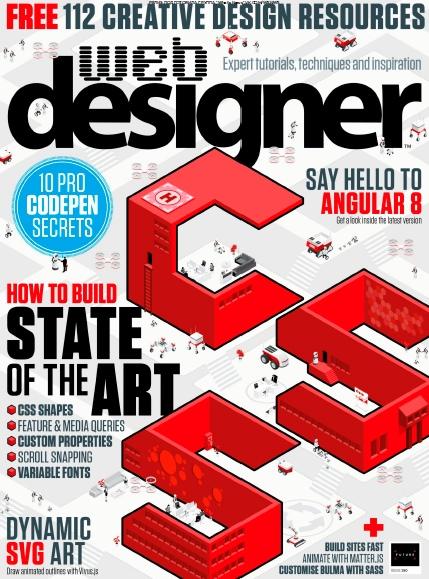 Web Designer – #290 – 2019