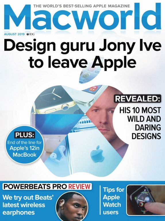 Macworld UK – August 2019
