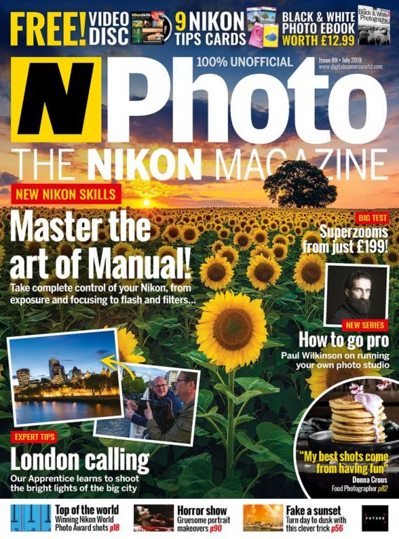 N-Photo UK — July 2019