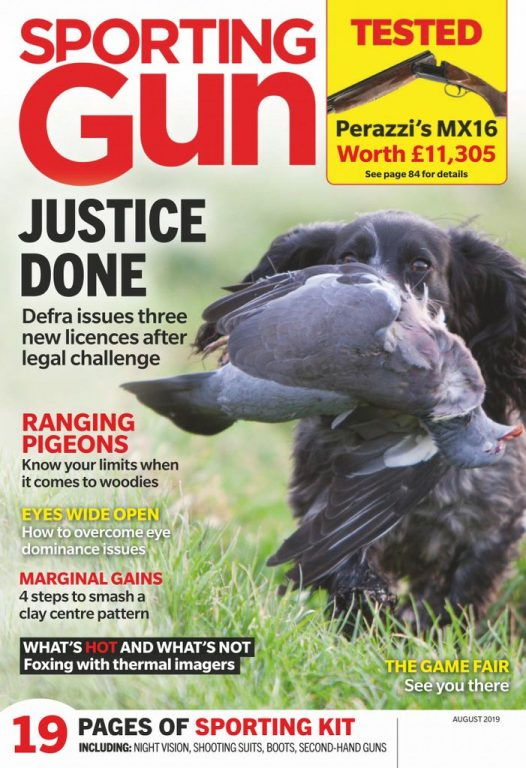 Sporting Gun UK – August 2019
