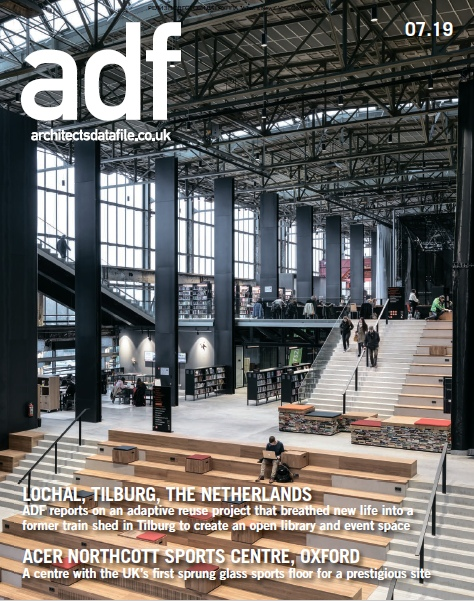Architects Datafile – 07.2019