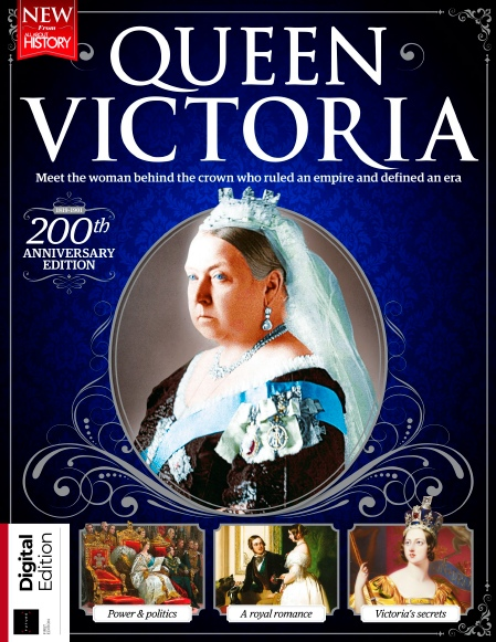 All About History – Queen Victoria – 2019