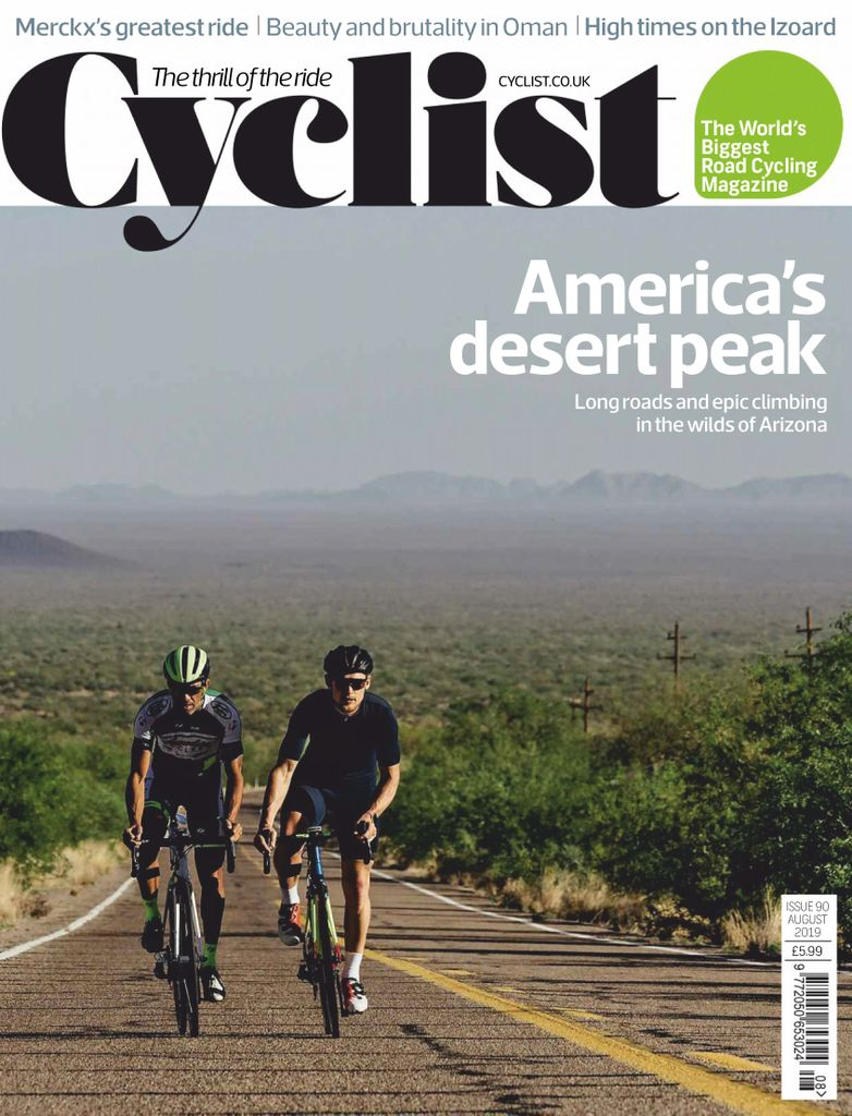 Cyclist UK – August 2019