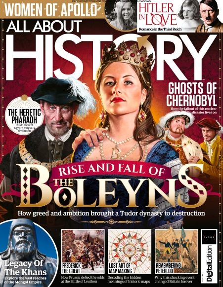 All About History – #80 – 2019