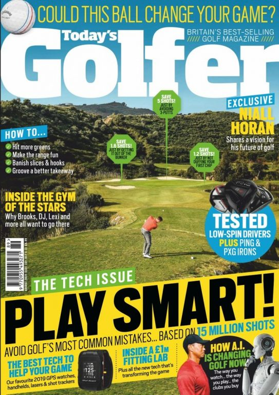 Today's Golfer UK – September 2019