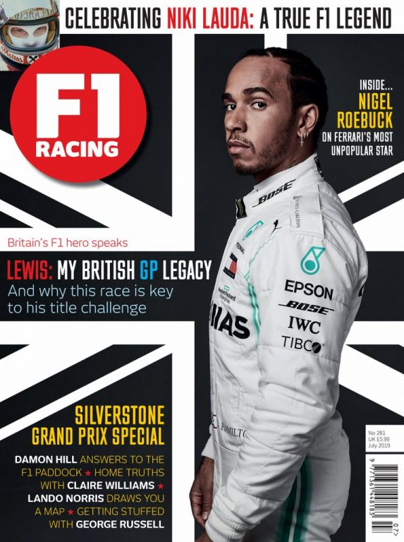 F1 Racing UK – July 2019