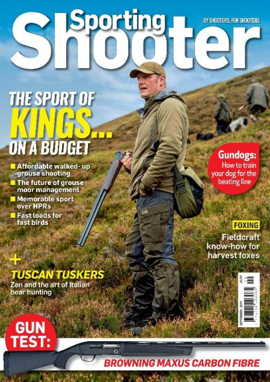 Sporting Shooter UK – September 2019