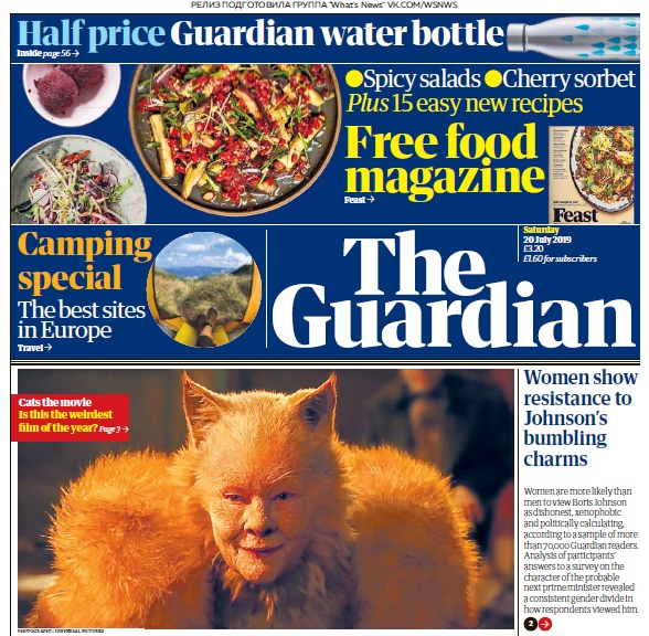 The Guardian – 20.07.2019