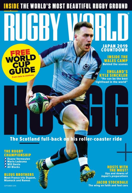 Rugby World UK – August 2019
