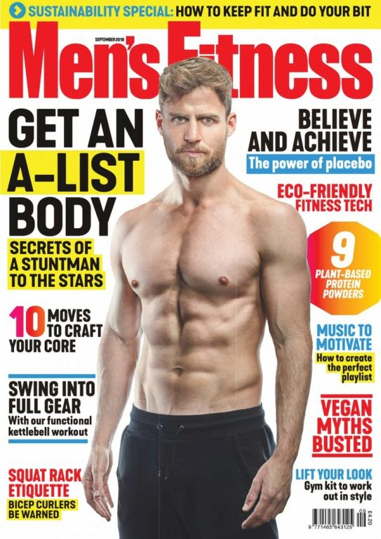 Men's Fitness UK – September 2019