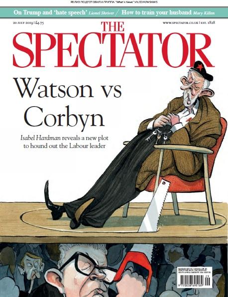The Spectator – 20.07.2019