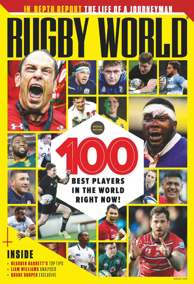 Rugby World UK – July 2019