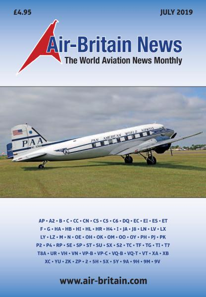 Air-Britain News – July 2019