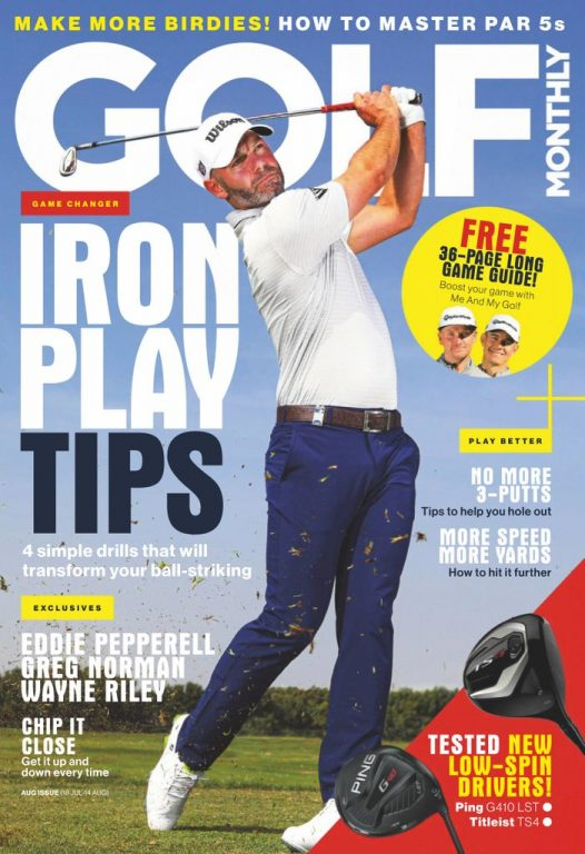 Golf Monthly UK – August 2019