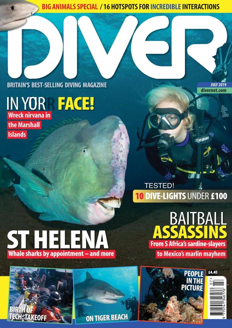 Diver UK – July 2019
