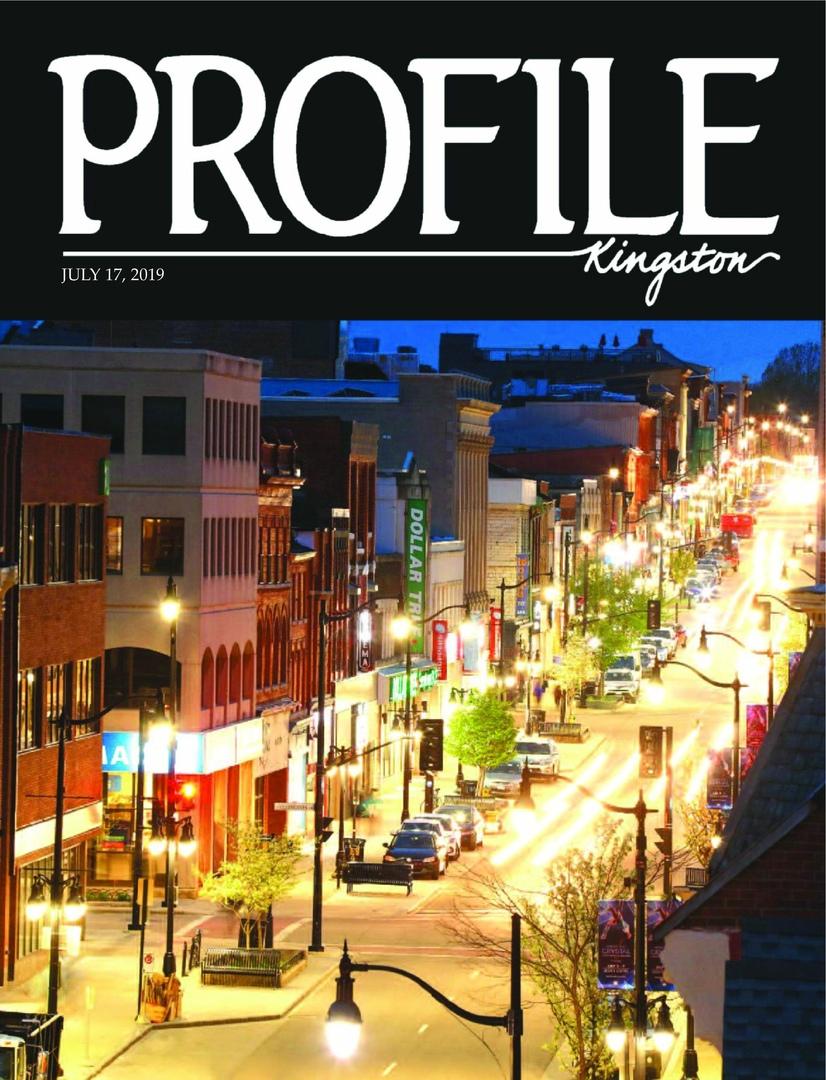 Profile Kingston – July 12, 2019