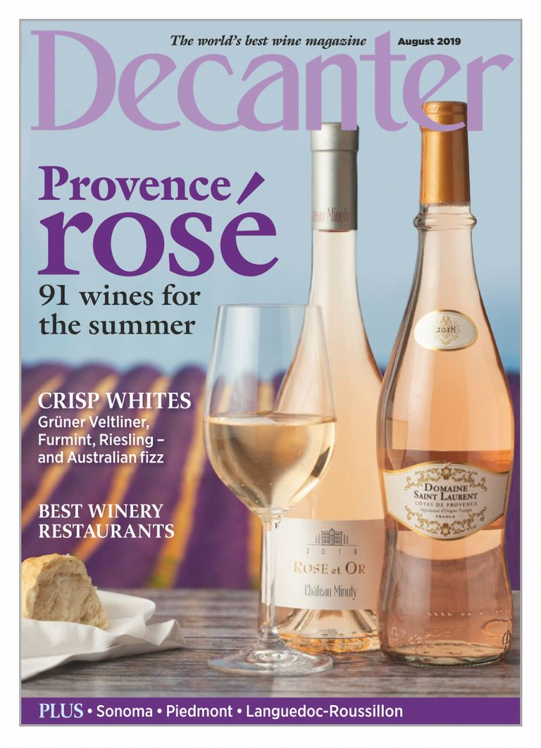 Decanter UK – August 2019
