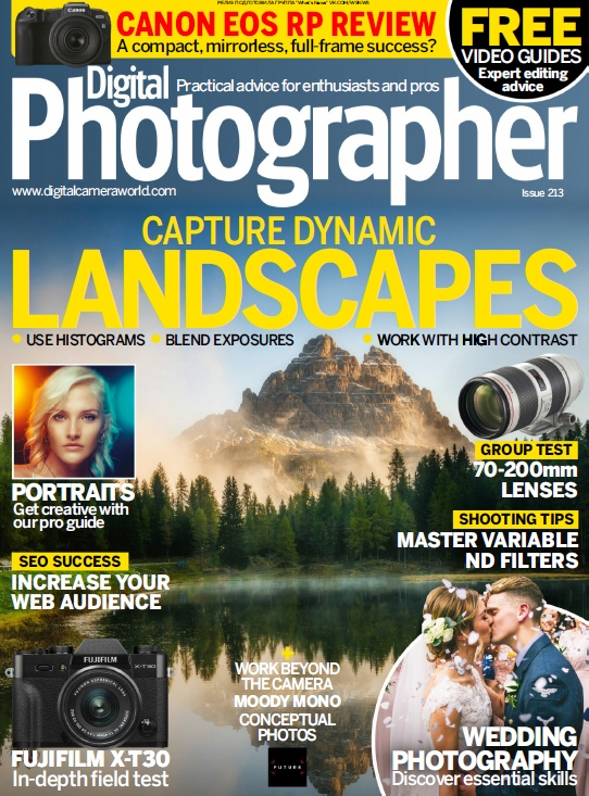 Digital Photographer – 06.2019