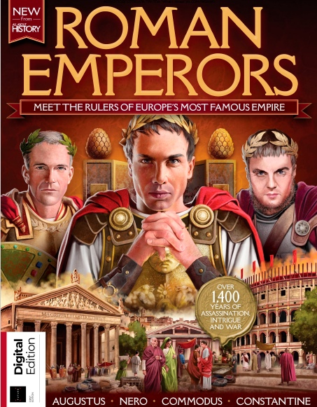 All About History – Book Of Roman Emperors – 2019