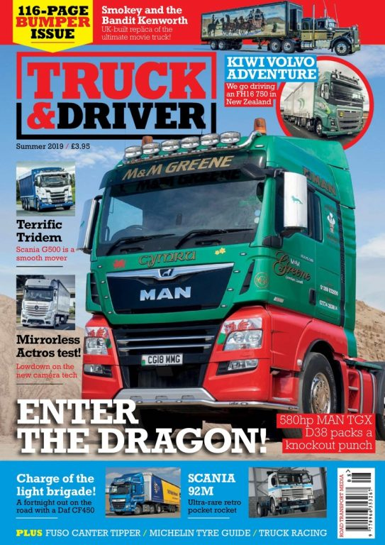 Truck & Driver UK – August 2019
