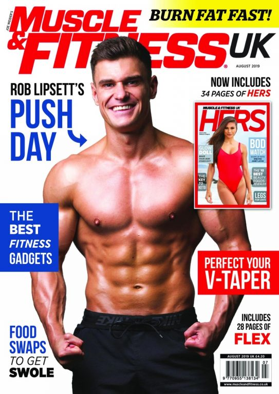 Muscle & Fitness UK – August 2019