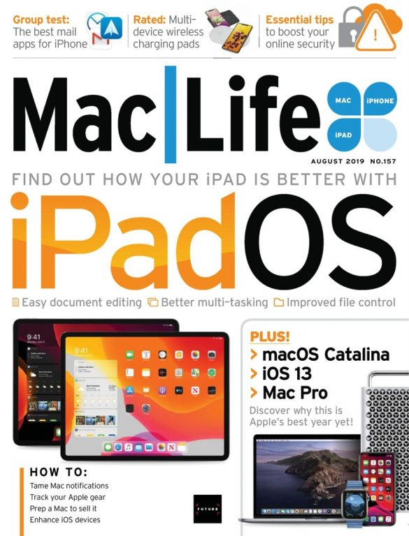 MacLife UK – August 2019