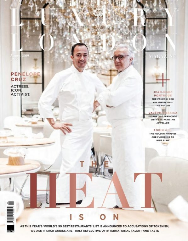 Luxury London – August 2019
