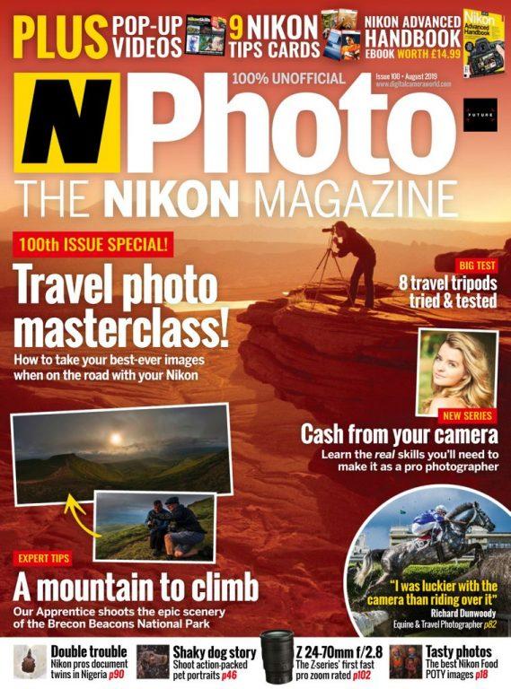 N-Photo UK – August 2019