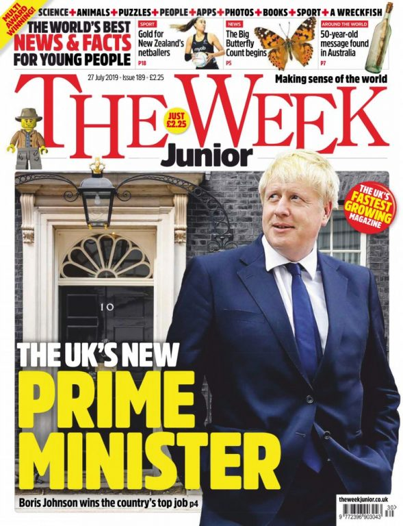 The Week Junior UK – 27 July 2019