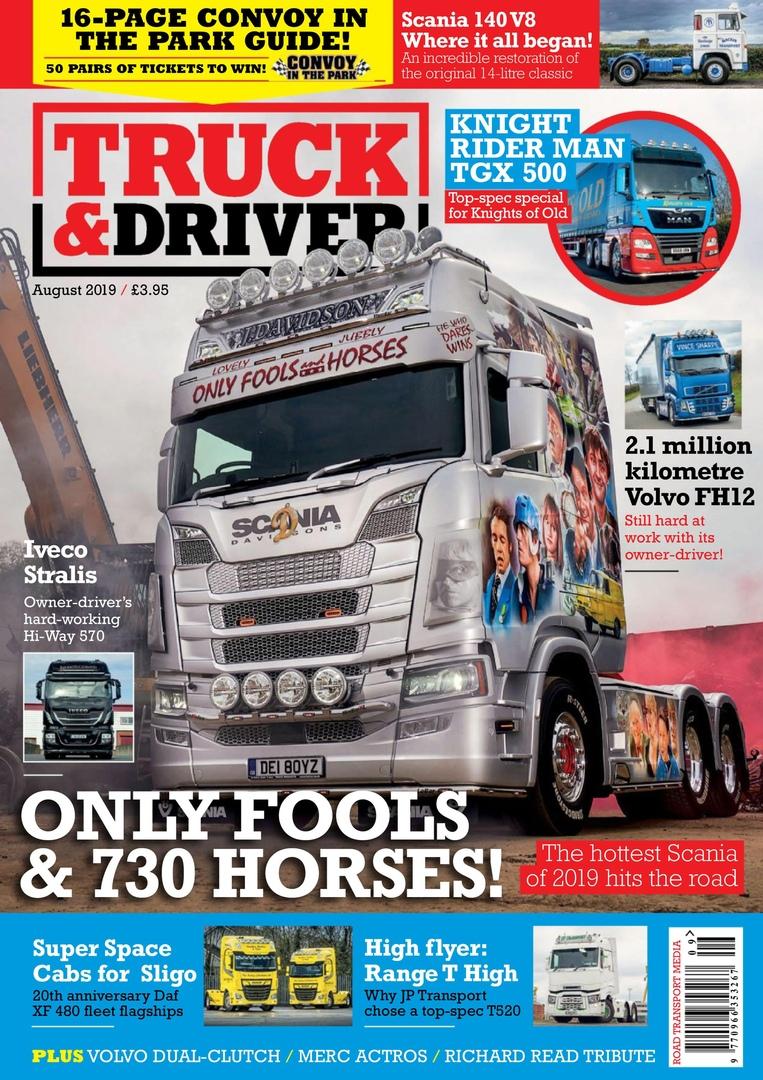 Truck & Driver UK – September 2019