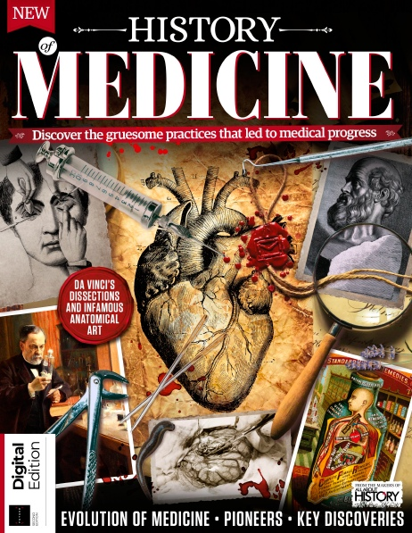 All About History – History Of Medicine – 2019