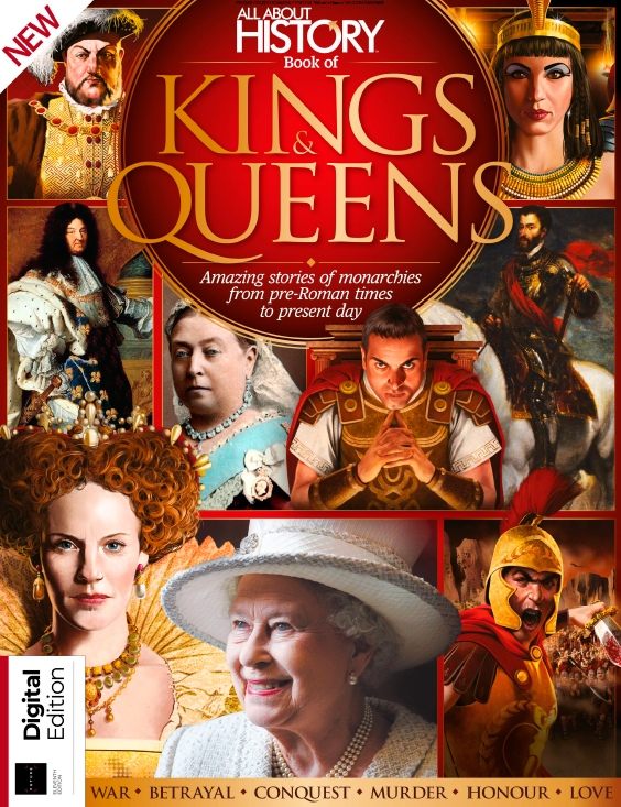 All About History – Book Of Kings & Queens – 2019