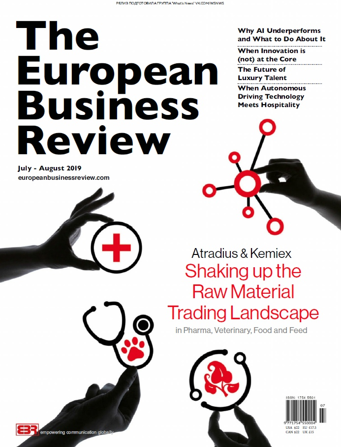 The European Business Review – 07.2019 – 08.2019