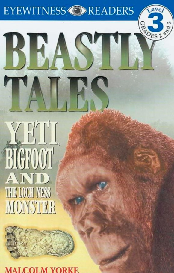 DK Readers – Beastly Tales