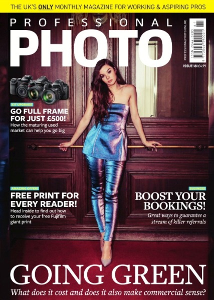 Photo Professional UK — Issue 161 2019