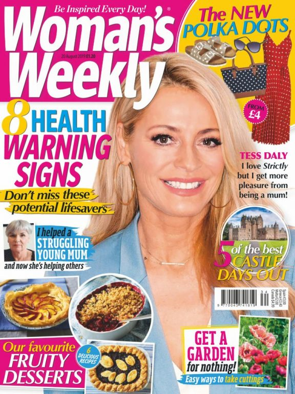 Woman's Weekly UK – 20 August 2019