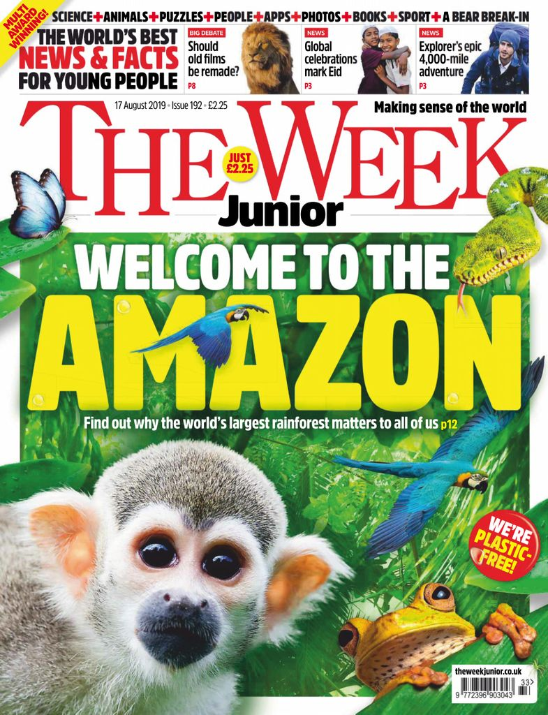 The Week Junior UK – 17 August 2019