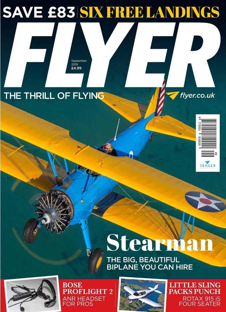Flyer UK – September 2019