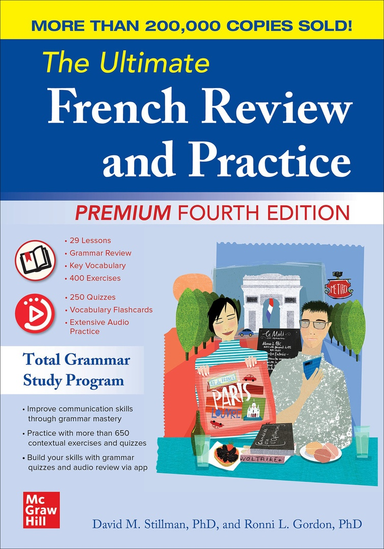 David M. Stillman – The Ultimate French Review And Practice 4th Edition