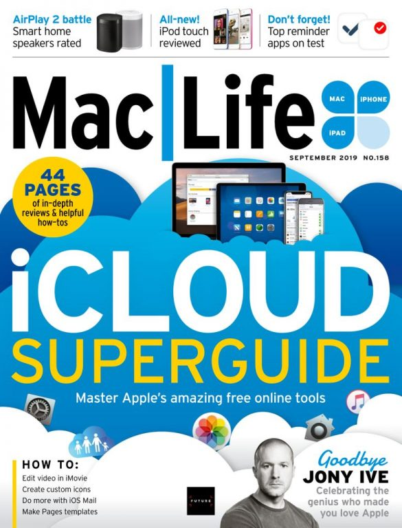 MacLife UK – September 2019