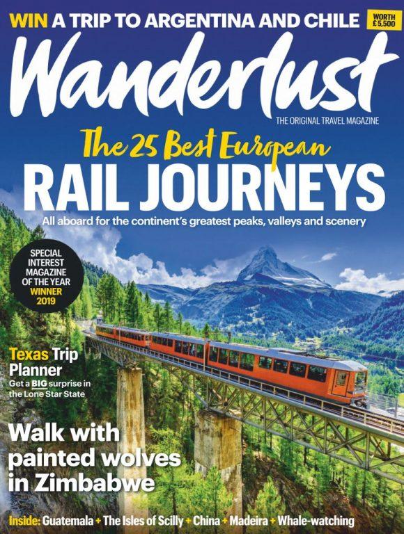 Wanderlust UK – September 2019