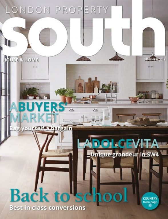 London Property South House & Home – September 2019